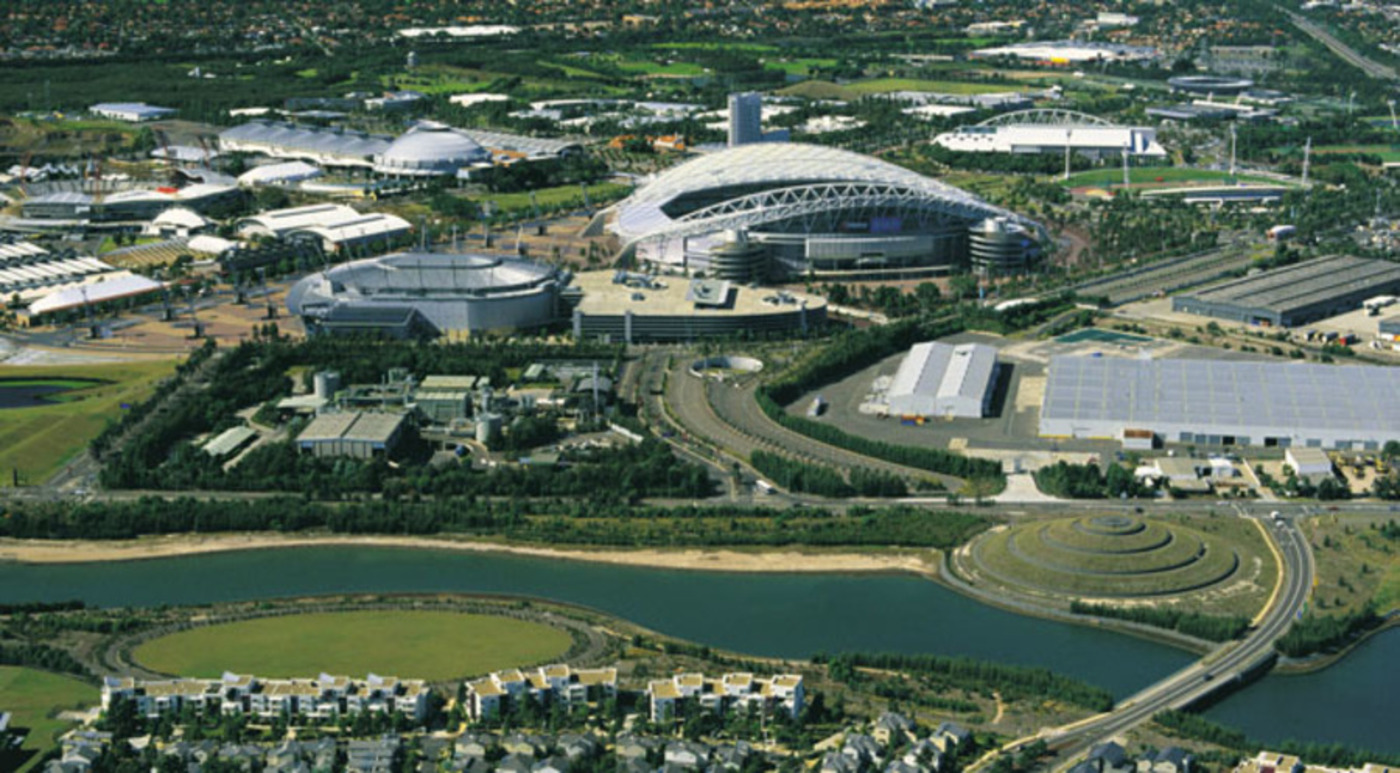 Things To Do With Kids And Families In Sydney Olympic Park
