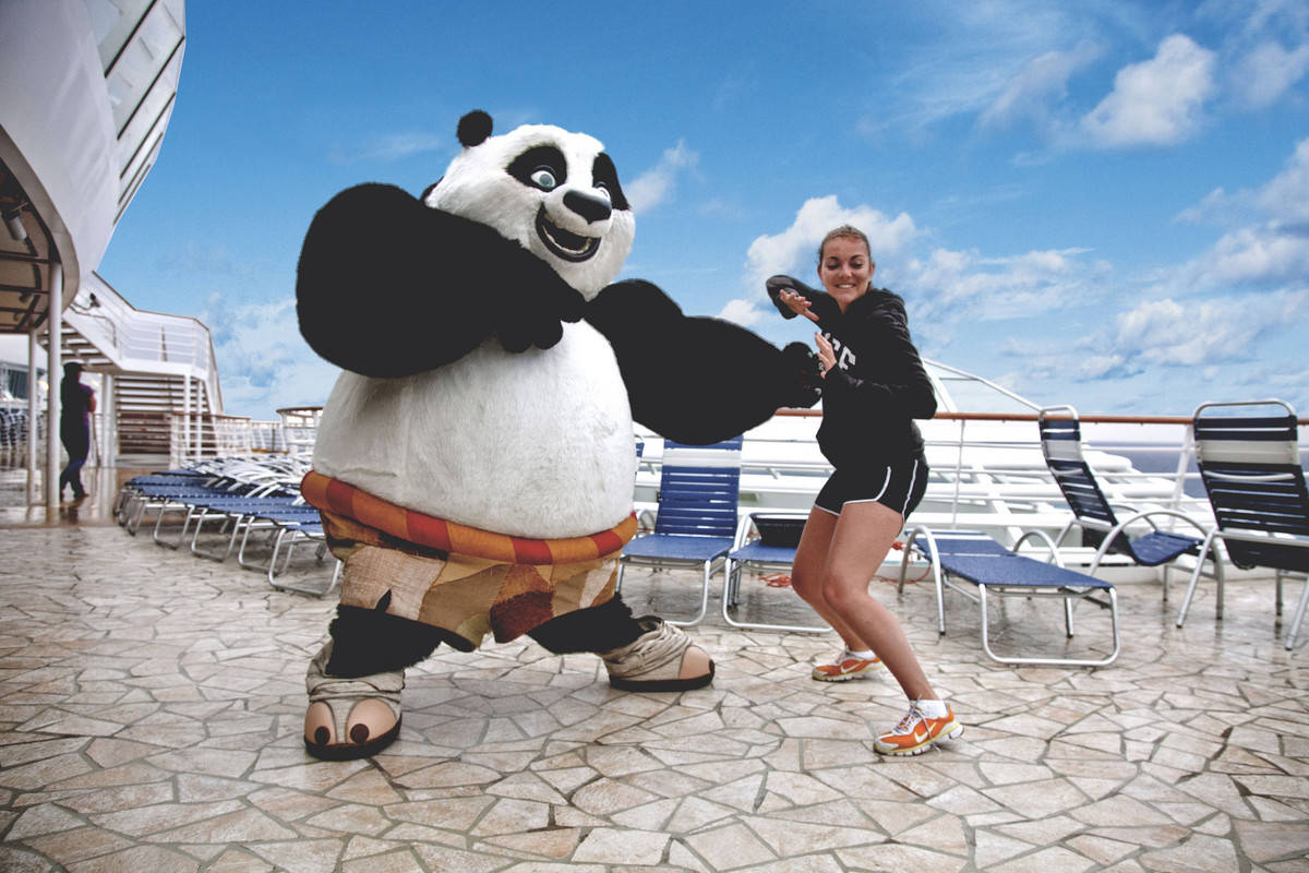 five of the world u0027s best cruise ships for kids things to do