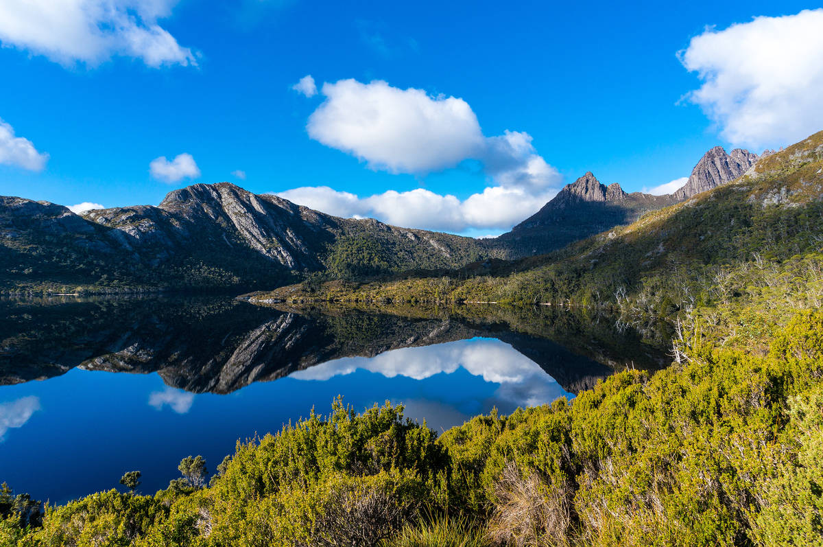 how to do cradle mountain tasmania with kids and family