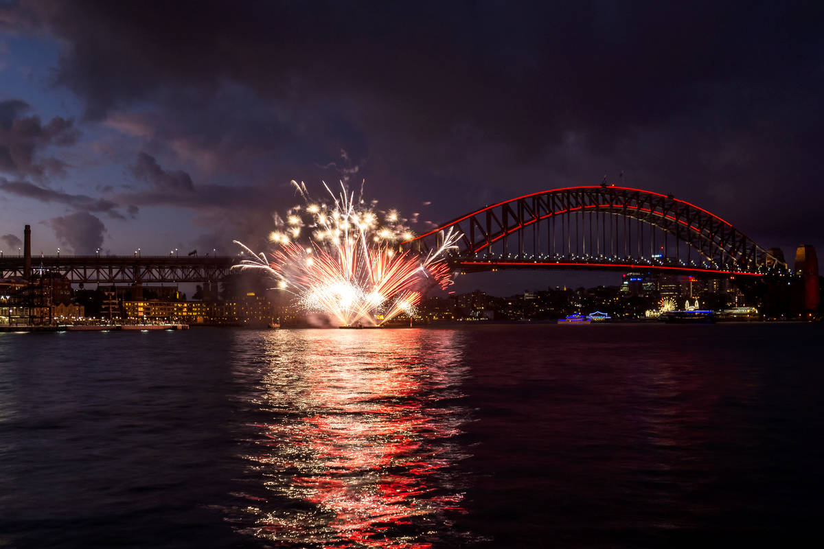 if you live in sydney you can join one of the biggest celebrations of chinese new year outside asia the opening night of the festival launches with a