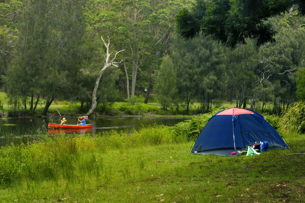 Family camping - the top tips to make your trip go smoothly