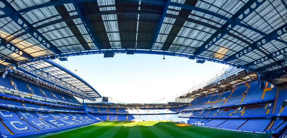 Any Chelsea fan will love the chance to enter the stadium through the players' tunnel.